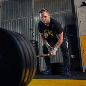 Club Weightlifting (3 Days / Week) – Month 1